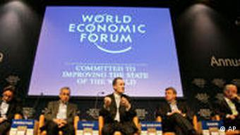 World Economic Forum Davos Steve Howard