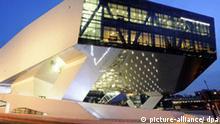 BdT Porsche Museum wird eingeweiht