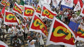 Demonstration (Quelle: AP)