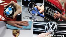 Deutschland Deutsche Autobauer unter Kartellverdach