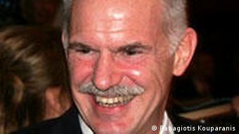 Giorgos Papandreou Parteivorsitzender der griechischen PASOK