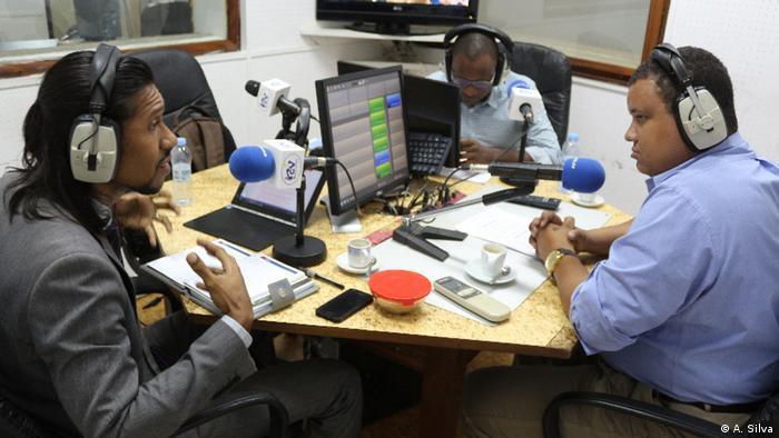 Kap-Verde - Debatte in dem Kap-Verde-Radio zum Thema gleichgeschlechtliche Ehe