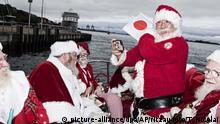 Dänemark Kopenhagen - Weihnachtsmannkongress