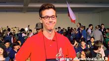 Brasilien Mathematik-Olympiade | Sohn von Syriens Machthaber Assad