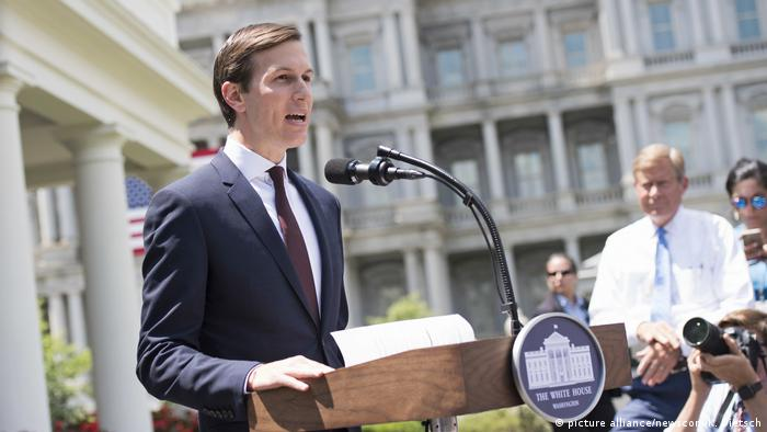 USA Jared Kushner (picture alliance/newscom/K. Dietsch)