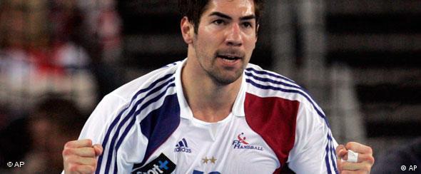 Nikola Karabatić, zvijezda SP-a u rukometu 2009.