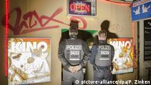 Deutschland Razzia im Sex-Milieu in Berlin (picture-alliance/dpa/P. Zinken)