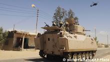 Mideast Egypt Sinai