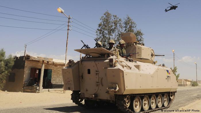 Mideast Egypt Sinai (picture alliance/AP Photo)