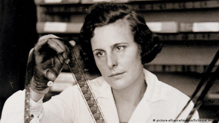 Riefenstahl-Nachlass an Berliner Stiftung