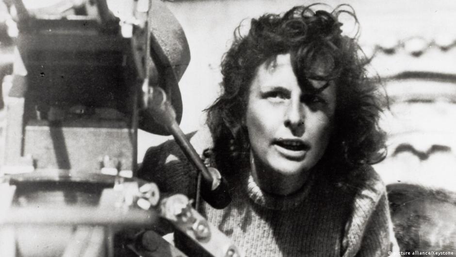Film. Estate of Hitler's filmmaker, Leni Riefenstahl, donated to Berlin  foundation