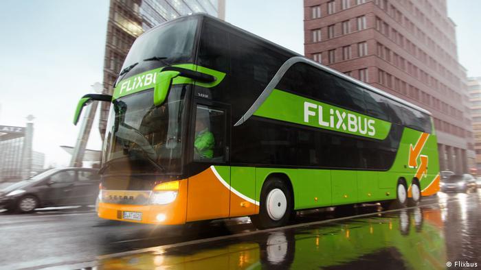 Чеська компанія Umbrella приїздитиме до України на звичних для європейців зелених автобусах Flixbus