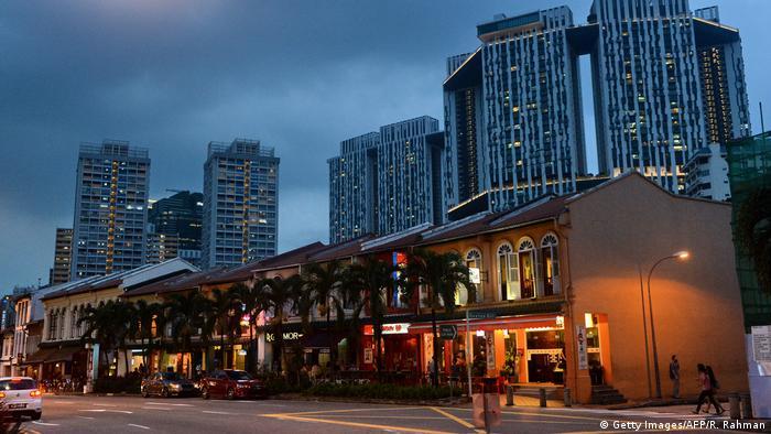 Singapur - Tanjong Pagar Road - Bar (Getty Images/AFP/R. Rahman)