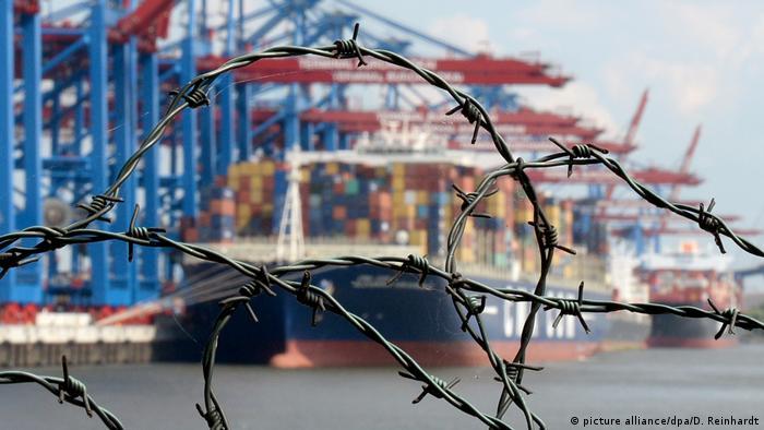 Bingmann: Überall Bremsen für deutsche Exporteure