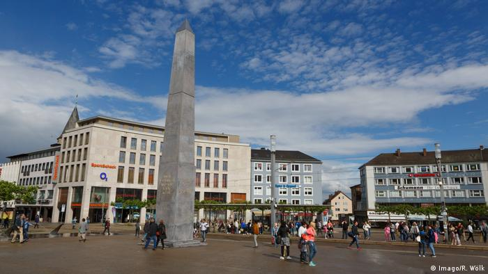 Obelisk on Königsplatz Square (Imago/R. Wölk)