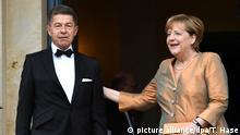 Deutschland Auftakt der berühmten Richard-Wagner-Festspiele in Bayreuth