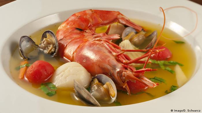 Fish soup (Imago/D. Schvarcz)
