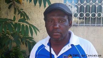Mosambik Hussen Algy (DW/L. da Conceicao)