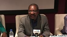 Angola Benedito Daniel Präsidentschaftskandidat der Partei PRS