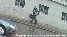 Schweiz Kettensägen-Angreifer vonSchaffhausen festgenommen