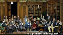 Deutschland Meistersinger Bayreuther Festspiele 2017