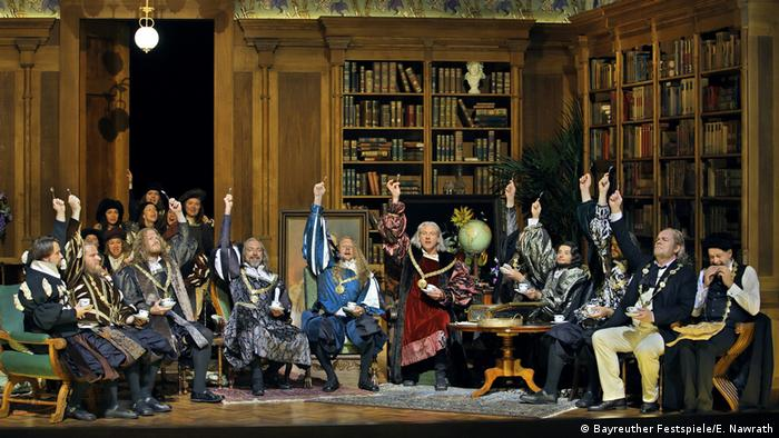 Bayreuther Festival 2017 (Bayreuther Festspiele/E. Nawrath)