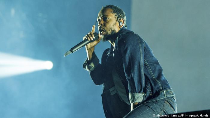 Kendrick Lamar (picture-alliance/AP Images/A. Harris)
