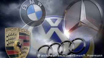 Και εκπρόσωποι της γερμανικής αυτοκινητοβιομηχανίας φιγουράρουν στη λίστα των μεγάλων χορηγών των κομμάτων