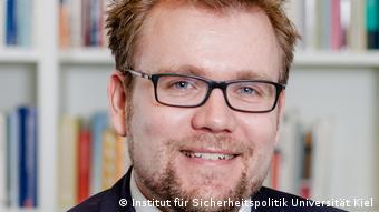 Dr. Sebastian Bruns - Leiter, Abteilung Maritime Strategie und Sicherheit Kiel