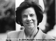 Curator Stephanie Barron