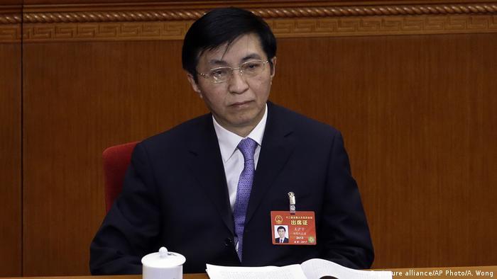 China: Wang Huning