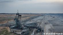 Hambach open surface mine, Germany