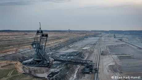 Hambach open surface mine, Germany (Elian Hadj-Hamdi)