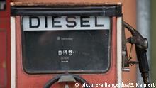 Symbolbild Dieselskandal Automobilindustrie