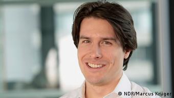 Kai Küstner, corresponsal de la ARD en Bruselas