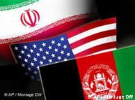 اختلافات آمریکا و ایران به کشور افغانستان کشیده شد