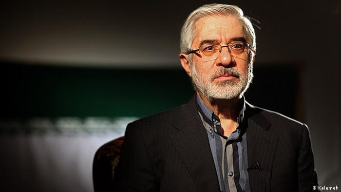 Iran, Mir Hossein Mussawi, Oppositionsführer