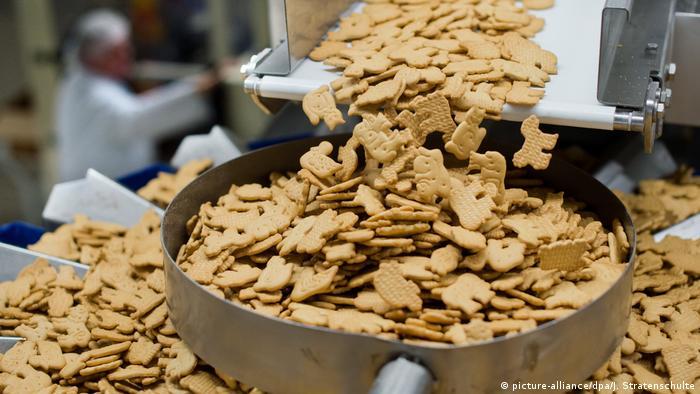 Biscoitos da Bahlsen
