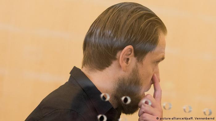 سون لاو، یکی از اسلامگرایان آلمانی که به پنج سال و نیم زندان محکوم شده است