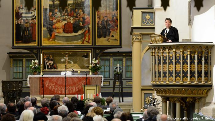 Church in Wittenberg