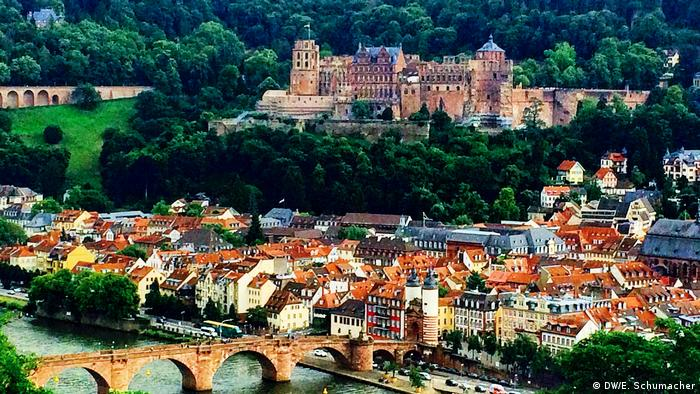 Germany′s Green party finds a haven in Heidelberg   German election