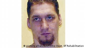 USA - Hinrichtung von Ronald Phillips in Ohio (picture-alliance/AP/Ohio Dept. Of Rehabilitation)