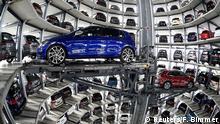 VW Volkswagen - Golf - Wolfsburg