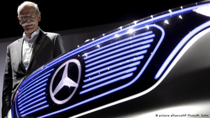 Daimler AG - Mercedes Benz - Dieter Zetsche