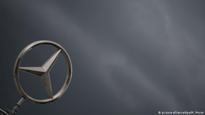 Daimler AG - Mercedes Benz in Stuttgart (picture-alliance/dpa/M. Murat)