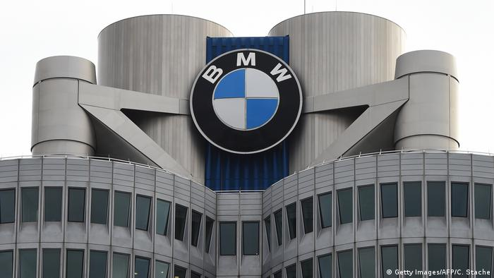 BMW - Konzern in München (Getty Images/AFP/C. Stache)