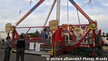 Ohio State Fair Fireball ride accident (picture alliance/AP Photo/J. Woods)