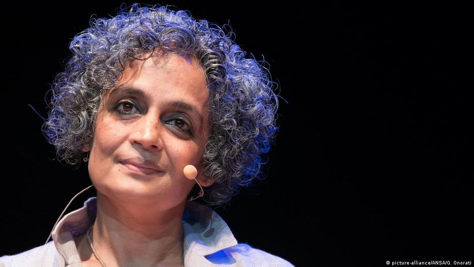 Novelist Arundhati Roy claims pandemic exposes India's 'crisis of hatred against Muslims'