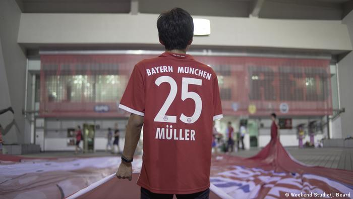 FC Bayern: Auf der Jagd nach den Reichtümern in Fernost