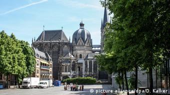 Deutschland Aachener Dom